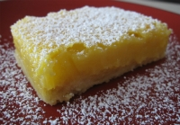 Classic Lemon Bars